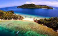 Pulau Pamutusan, Pulau Cantik yang Bikin Jatuh Hati
