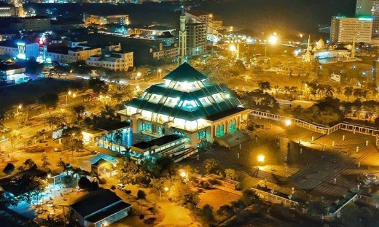 Sejarah Masjid Raya Batam