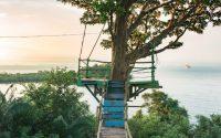 Taman Habibie Tangga Seribu, Destinasi Dekat Pantai yang Menawan di Batam