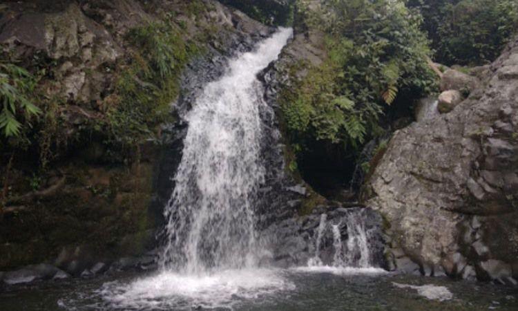 Air Terjun Lubuak Tampuruang