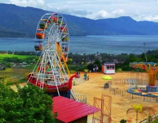 Keindahan Bukit Cinangkiak, Pesona Wisata Alam & Outbond Kekinian di Solok