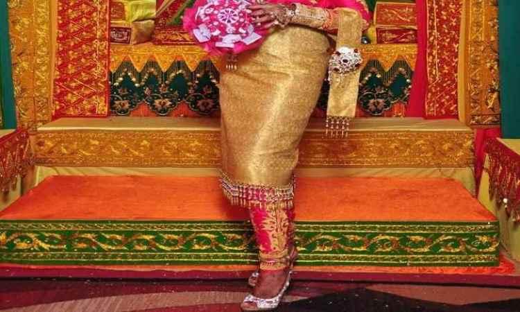 Cekak Musang, Bawahan Daro Baro