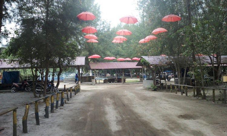 Fasilitas di Wisata Alam Datuk Batubara