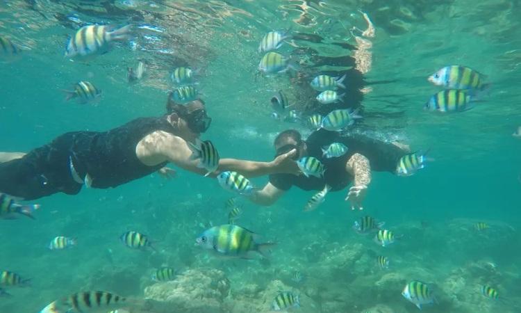 Kegiatan Menarik di Pulau Mandeh