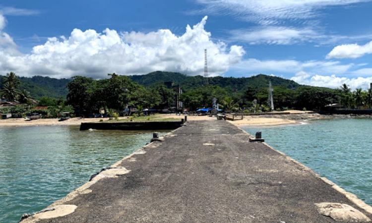 Pantai Pelabuhan Lama