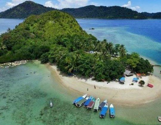 Pulau Mandeh, Destinasi Wisata Bahari Eksotis di Pesisir Selatan