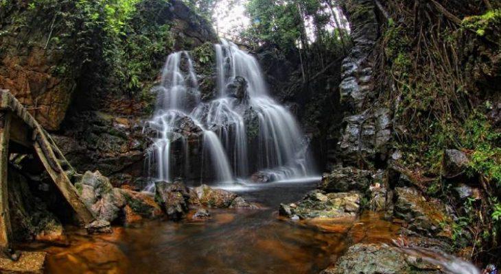 Air Terjun Guruh Gemurai, Air Terjun Indah dengan 7 Tingkatan di Riau