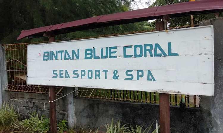 Alamat Bintan Blue Coral