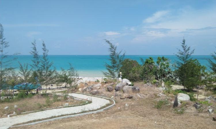 Alamat Pantai Tikus Emas