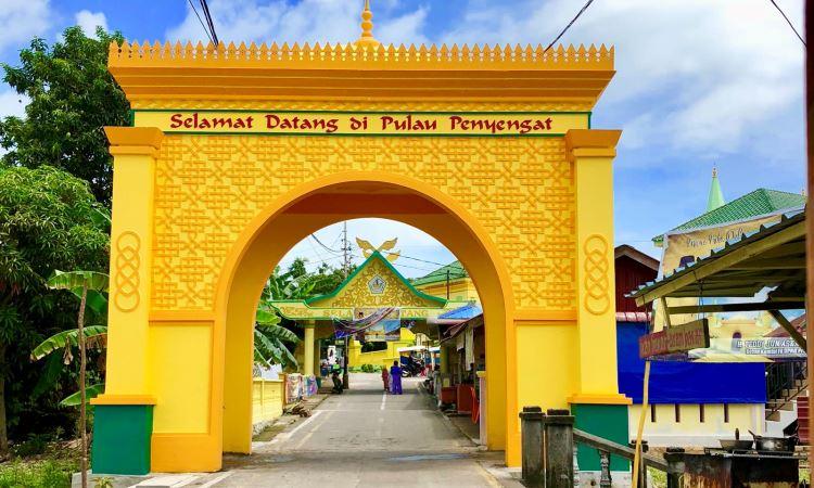 Alamat Pulau Penyengat
