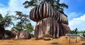 Geowisata Batu Belimbing, Destinasi Wisata Alam Sarat Legenda di Bangka Selatan