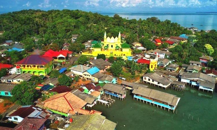 Daya Tarik Dimiliki Pulau Penyengat