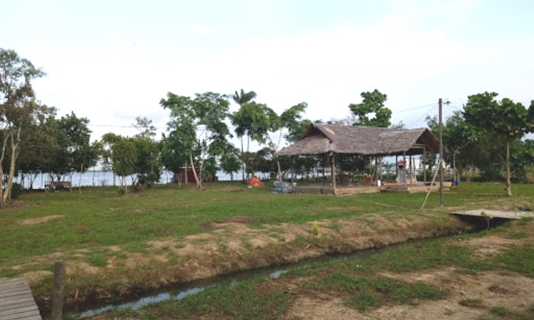 Fasilitas Pulau Payung Dumai