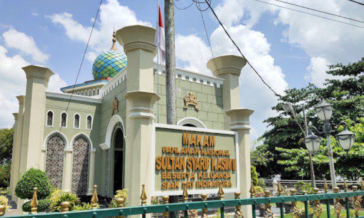 Fasilitas Tersedia di Istana Siak Sri Indrapura