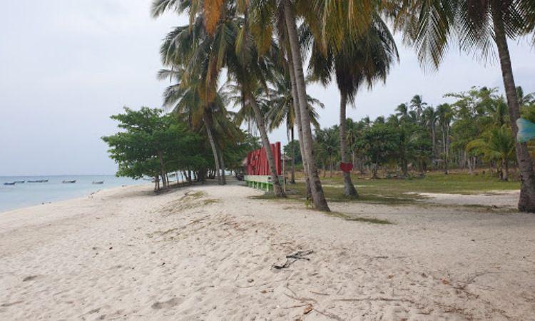 Fasilitas di Pulau Ketawai Bangka