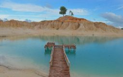 Gurun Pasir Telaga Biru, Destinasi Wisata yang Hits di Bintan