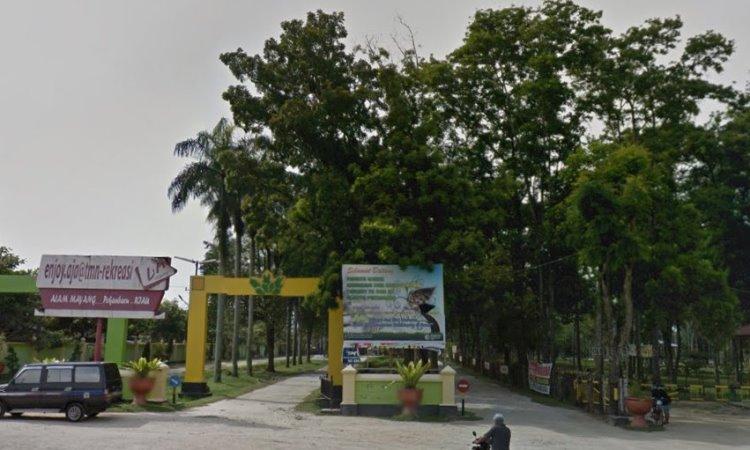 Harga Tiket Masuk Taman Alam Mayang