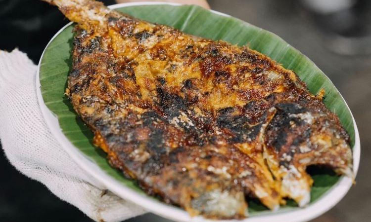 Ikan Panggang Lampung