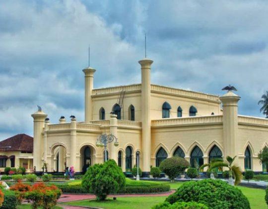 Istana Siak Sri Indrapura, Istana Bersejarah Peninggalan Sultan Syarif Hasyim di Riau