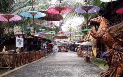Pantai Tongaci, Pantai Pasir Putih Eksotis Nan Cantik di Bangka