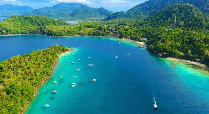 Pulau Weh Sabang, Destinasi Wisata Bahari Indah dengan Surga Bawah Lautnya
