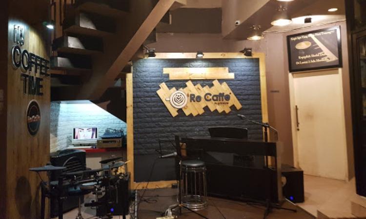 Re Caffe Platinum