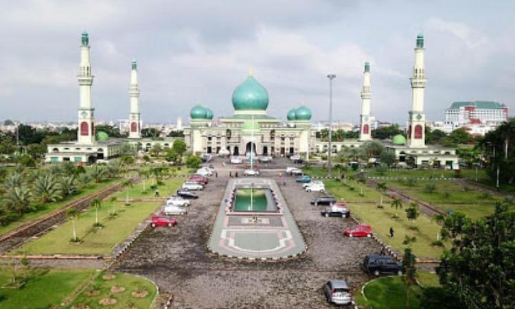 Sejara Masjid Agung An-Nur