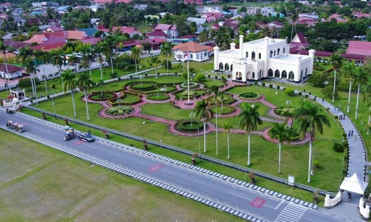 Sejarah Istana Siak Sri Indrapura