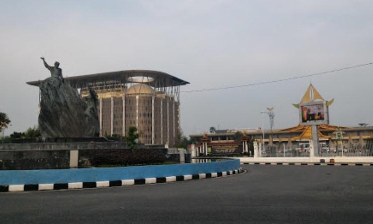 Sejarah Masjid Agung An-Nur 2