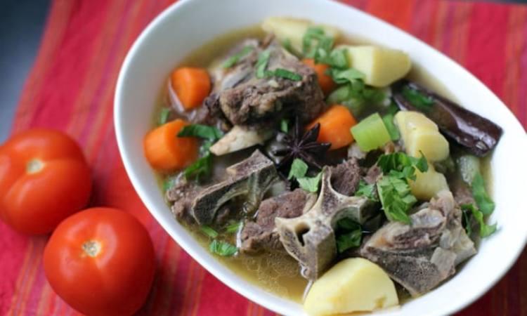 Sup Tulang Jambi