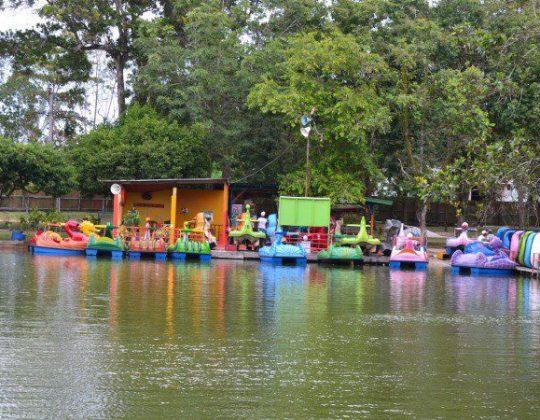 Taman Alam Mayang, Tempat Rekreasi Favorit Liburan Keluarga di Pekanbaru