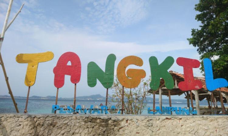 Alamat Menuju Pulau Tangkil Pesawaran