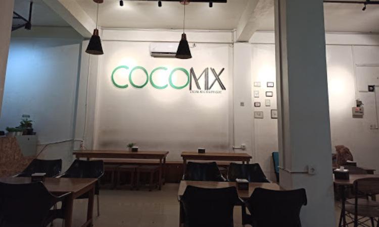 Cocomix Ice Cream Dessert