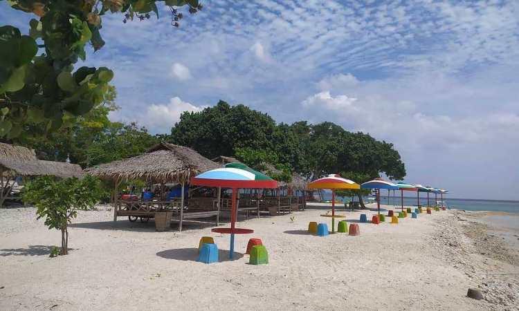 Fasilitas Tersedia di Pulau Mengkaudu