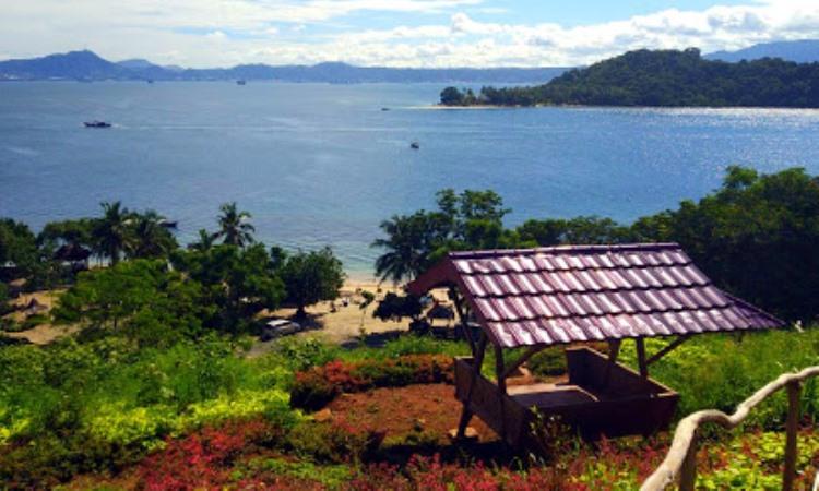 Fasilitas Tersedia di Pulau Tangkil