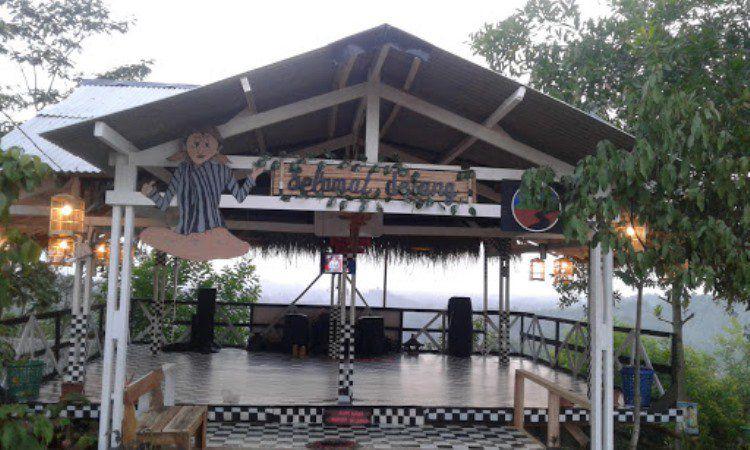 Fasilitas yang Tersedia Bukit Pangonan