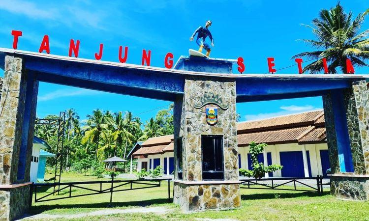 Harga Tiket Masuk Pantai Tanjung Setia