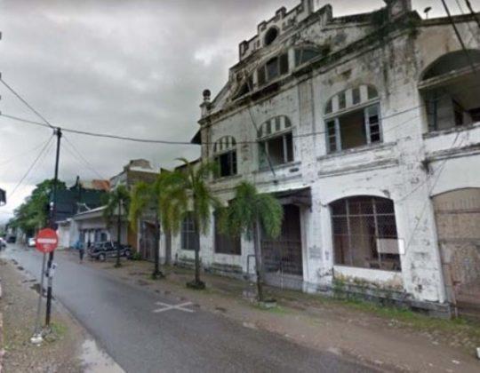 Kota Tua Padang, Objek Wisata Sejarah dengan Nuansa Tempo Dulu