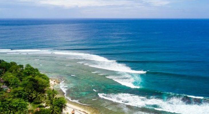 Pantai Tanjung Setia, Pantai Indah & Spot Surfing Favorit di Lampung