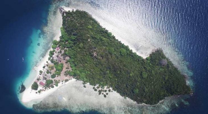 Pesona Pulau Tangkil, Surga Bahari Tersembunyi di Pesawaran